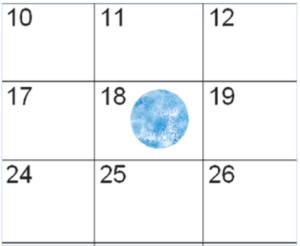 Day 7. Calendar